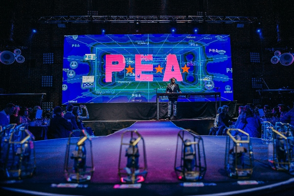 P.E.A. Awards 2019